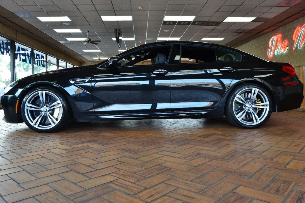 2014 BMW M6 4dr Gran Coupe - 15236314 - 5