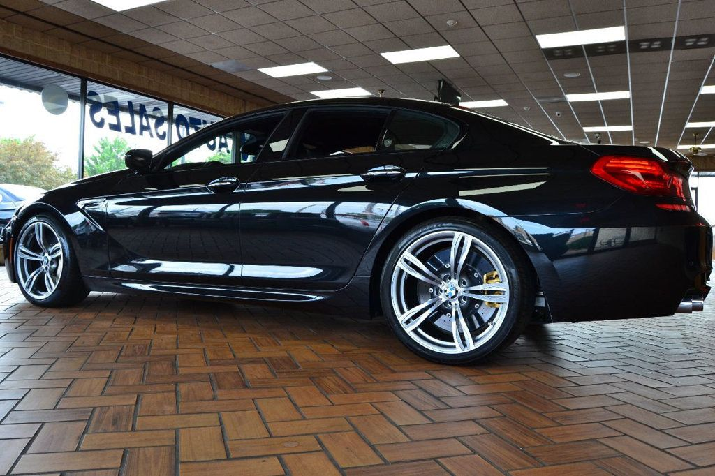 2014 BMW M6 4dr Gran Coupe - 15236314 - 6