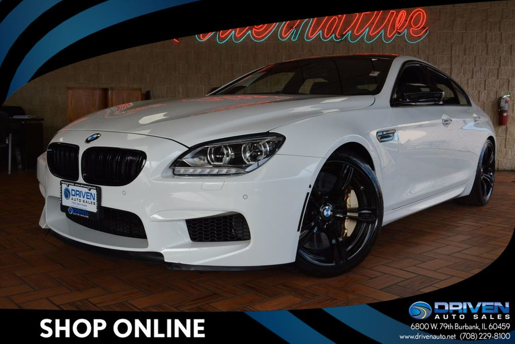 2014 BMW M6 4dr Gran Coupe - 16084500 - 0