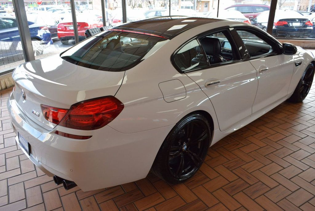 2014 BMW M6 4dr Gran Coupe - 16084500 - 10