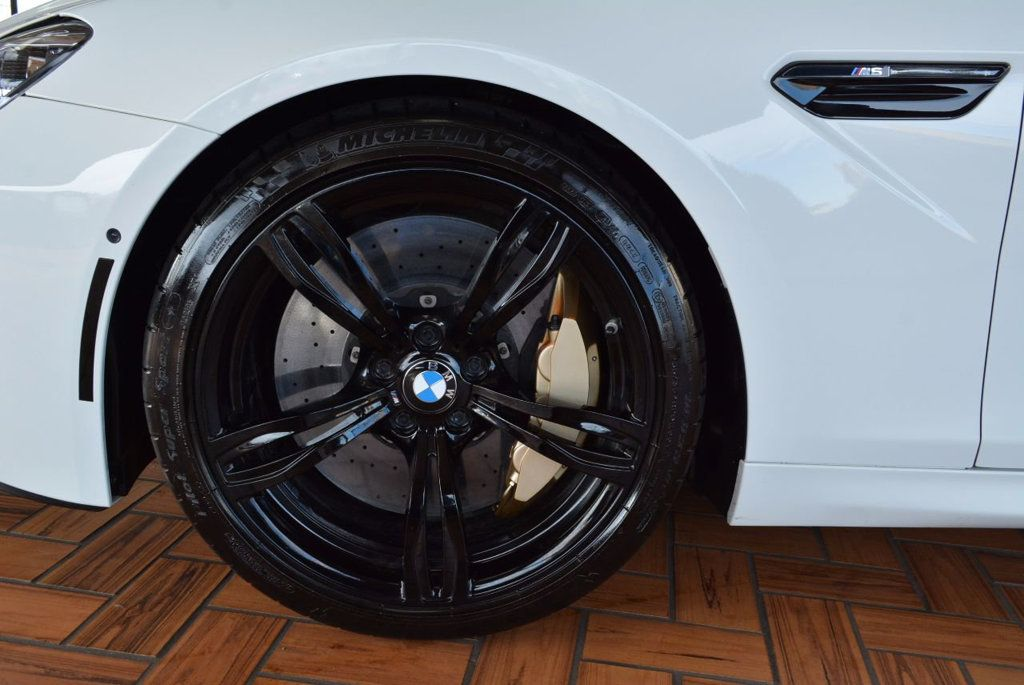 2014 BMW M6 4dr Gran Coupe - 16084500 - 13
