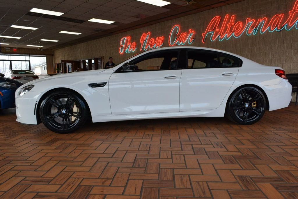 2014 BMW M6 4dr Gran Coupe - 16084500 - 1