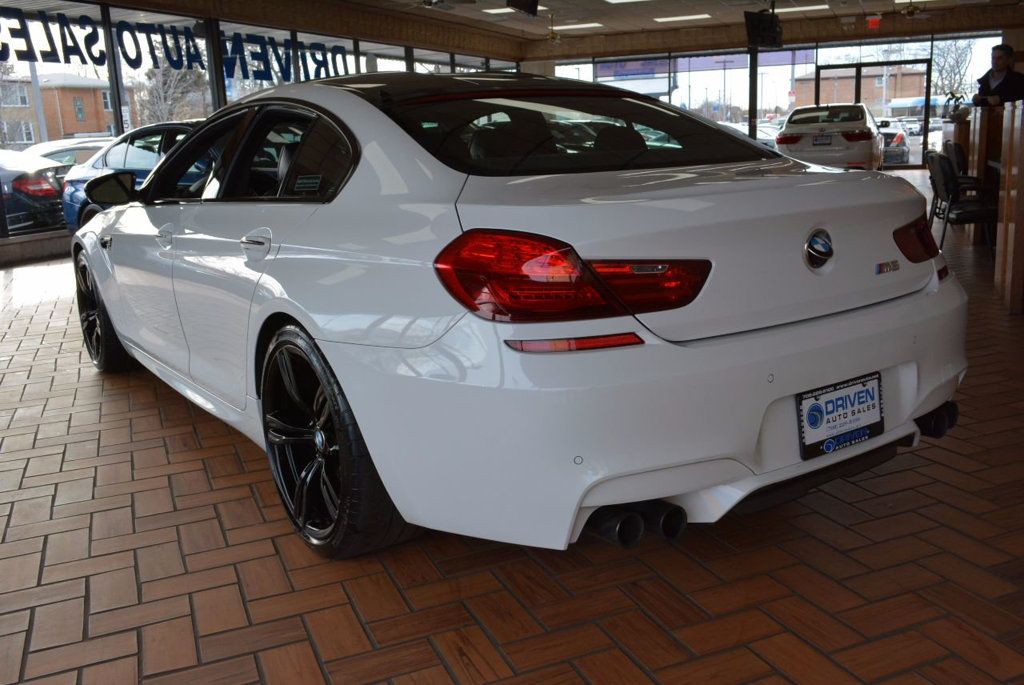 2014 BMW M6 4dr Gran Coupe - 16084500 - 2