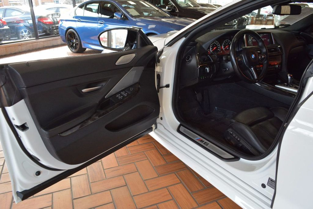 2014 BMW M6 4dr Gran Coupe - 16084500 - 36