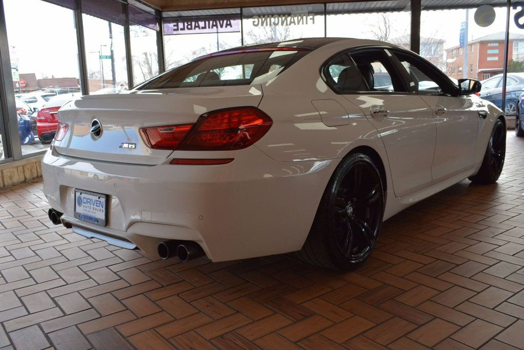 2014 BMW M6 4dr Gran Coupe - 16084500 - 4