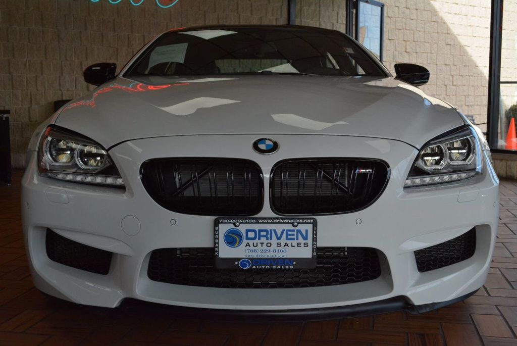 2014 BMW M6 4dr Gran Coupe - 16084500 - 7