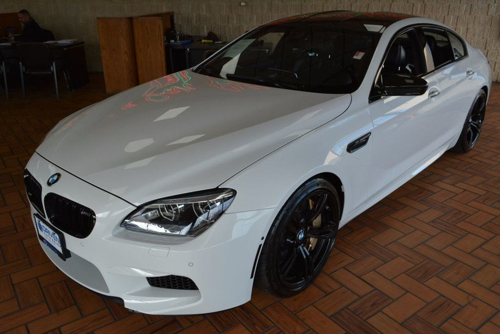 2014 BMW M6 4dr Gran Coupe - 16084500 - 8