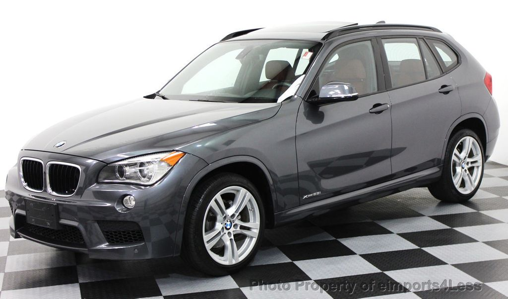 2014 Used Bmw X1 Certified X1 Xdrive 28i Awd M Sport