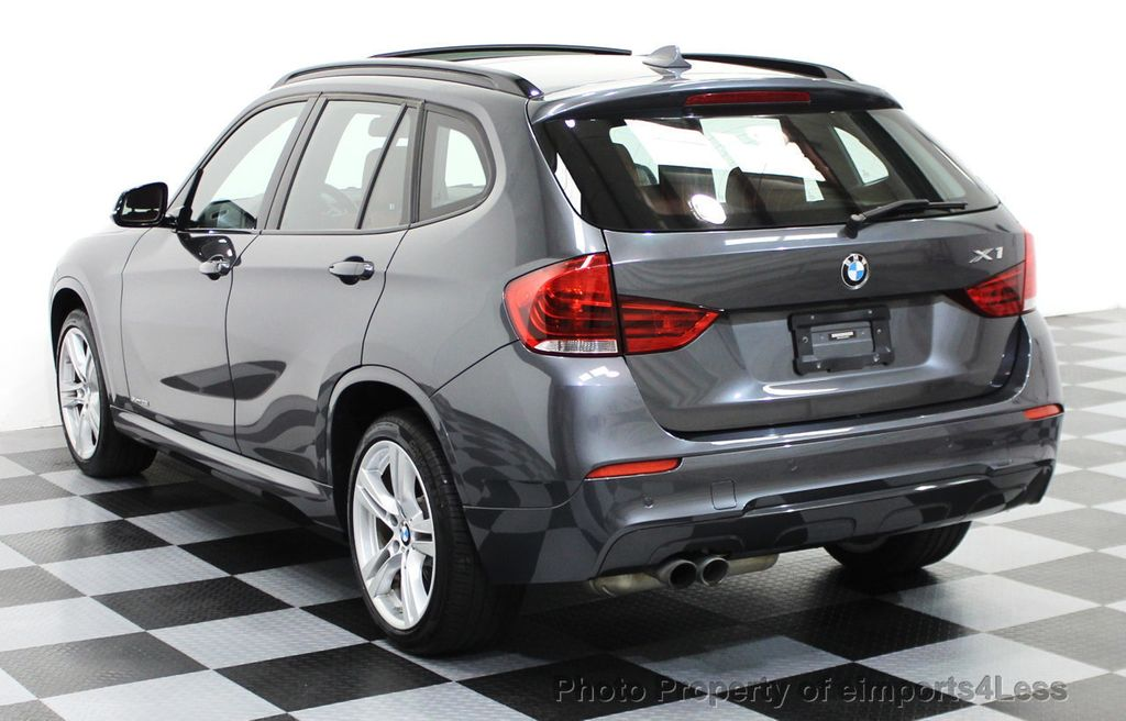 2014 BMW X1 CERTIFIED XDRIVE 28i AWD M SPORT ULTIMATE NAVI