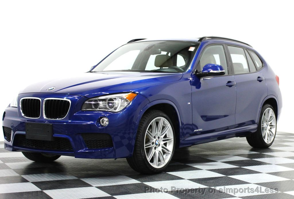 2014 BMW X1 CERTIFIED X1 xDRIVE28i AWD M SPORT ULTIMATE NAVIGATION - 15853290 - 0