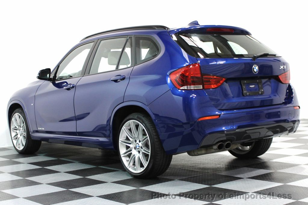 2014 BMW X1 CERTIFIED X1 xDRIVE28i AWD M SPORT ULTIMATE NAVIGATION - 15853290 - 16