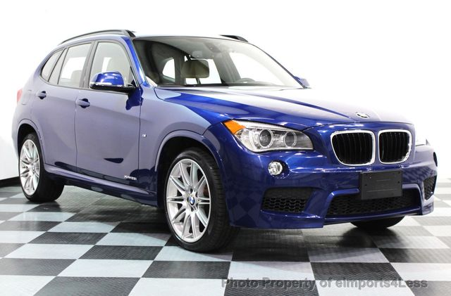2014 Used Bmw X1 Certified X1 Xdrive28i Awd M Sport Ultimate Navigation At Eimports4less Serving Doylestown Bucks County Pa Iid 15853290