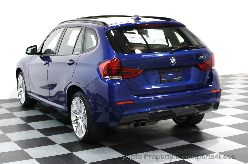 2014 BMW X1 CERTIFIED X1 xDRIVE28i AWD M SPORT ULTIMATE NAVIGATION - 15853290 - 24
