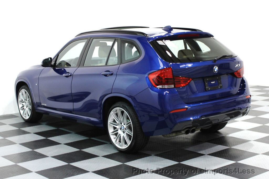 2014 BMW X1 CERTIFIED XDRIVE28i AWD M SPORT ULTIMATE NAVIGATION