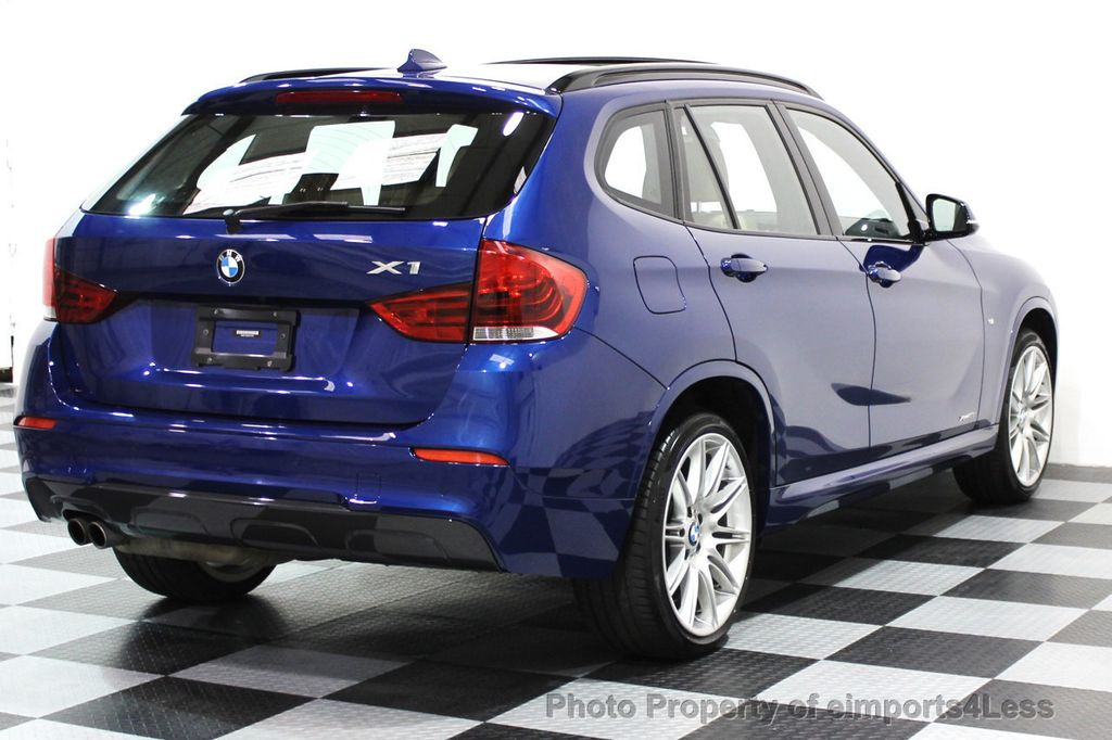 2014 BMW X1 CERTIFIED X1 xDRIVE28i AWD M SPORT ULTIMATE NAVIGATION - 15853290 - 3
