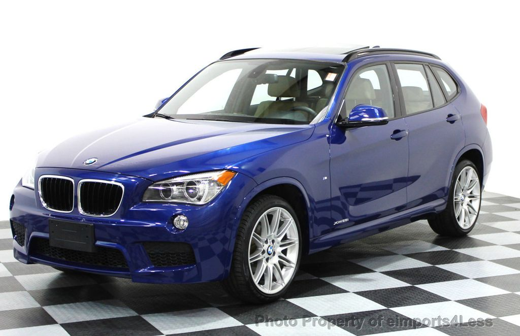2014 BMW X1 CERTIFIED X1 xDRIVE28i AWD M SPORT ULTIMATE NAVIGATION - 15853290 - 49
