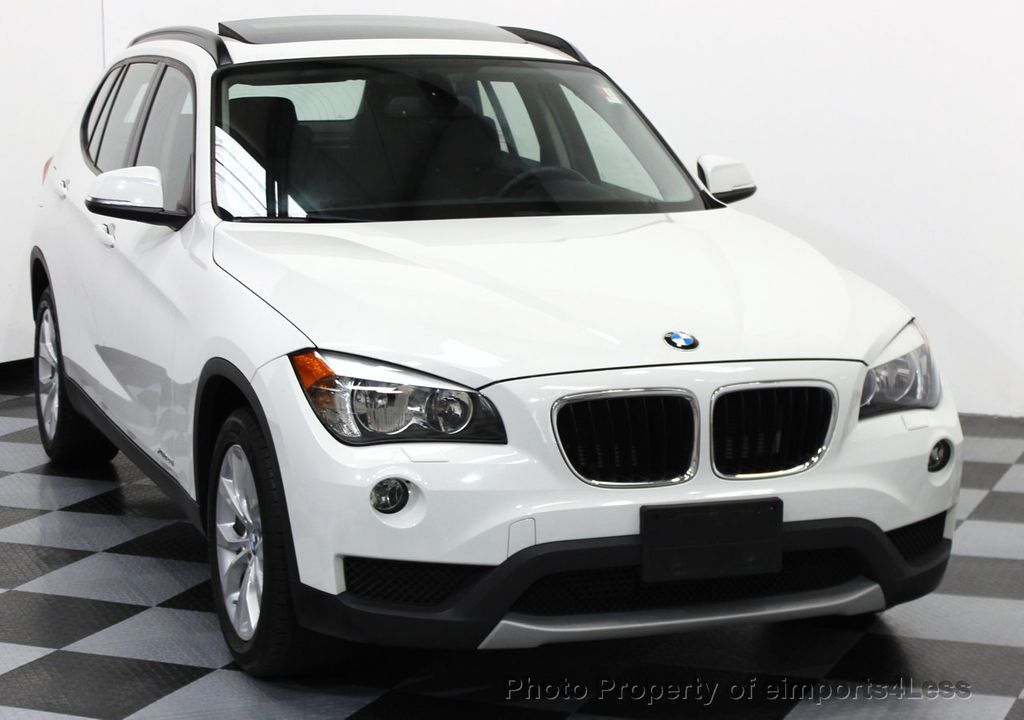2014 used bmw x1 certified x1 xdrive28i awd suv navigation at eimports4less serving doylestown. Black Bedroom Furniture Sets. Home Design Ideas