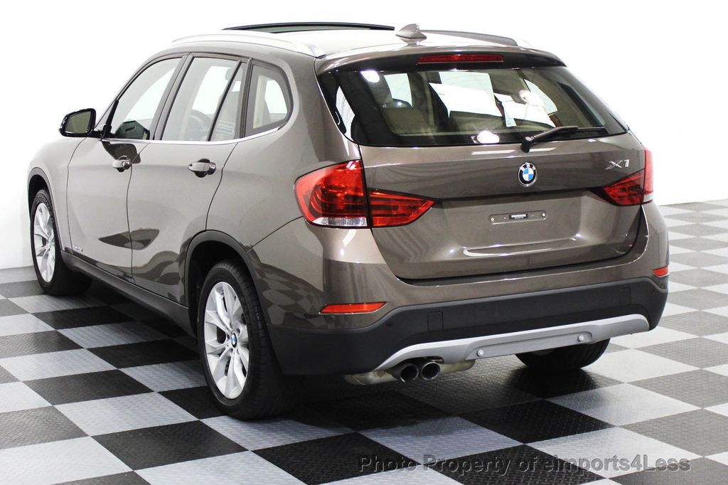 2014 BMW X1 CERTIFIED XDRIVE28i AWD SUV ULTIMATE CAM NAVI