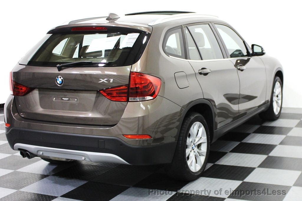 2014 BMW X1 CERTIFIED XDRIVE28i AWD SUV ULTIMATE CAM NAVI