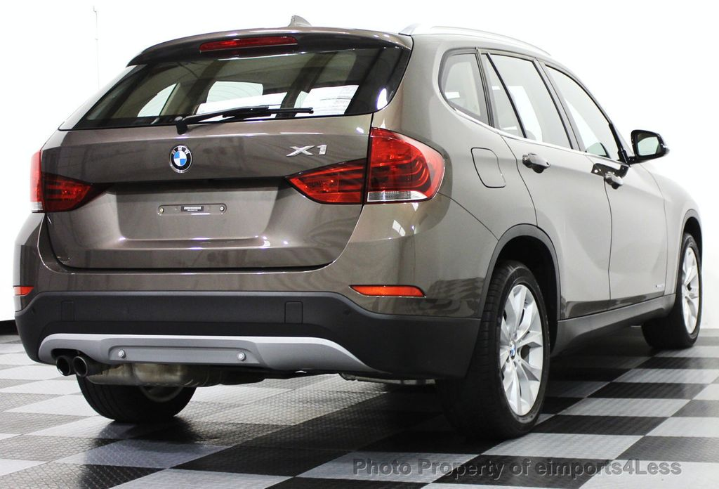 2014 used bmw x1 certified x1 xdrive28i awd suv ultimate. Black Bedroom Furniture Sets. Home Design Ideas