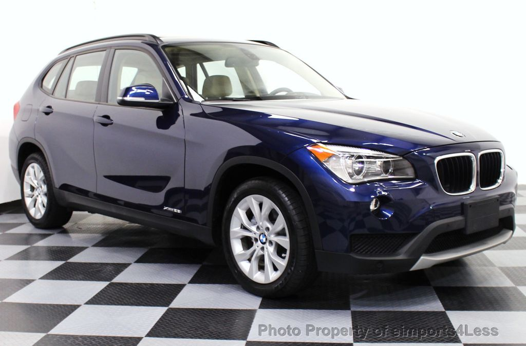 2014 used bmw x1 certified x1 xdrive28i awd ultimate xenon camera nav at eimports4less serving. Black Bedroom Furniture Sets. Home Design Ideas
