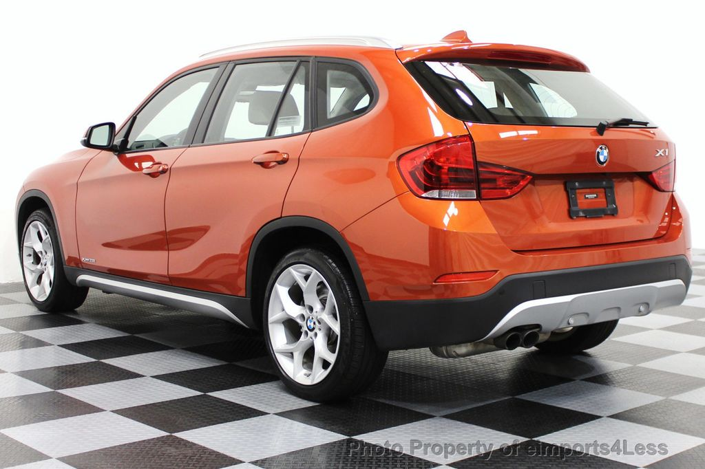 2014 used bmw x1 certified x1 xdrive28i ultimate xline awd camera navi at eimports4less. Black Bedroom Furniture Sets. Home Design Ideas