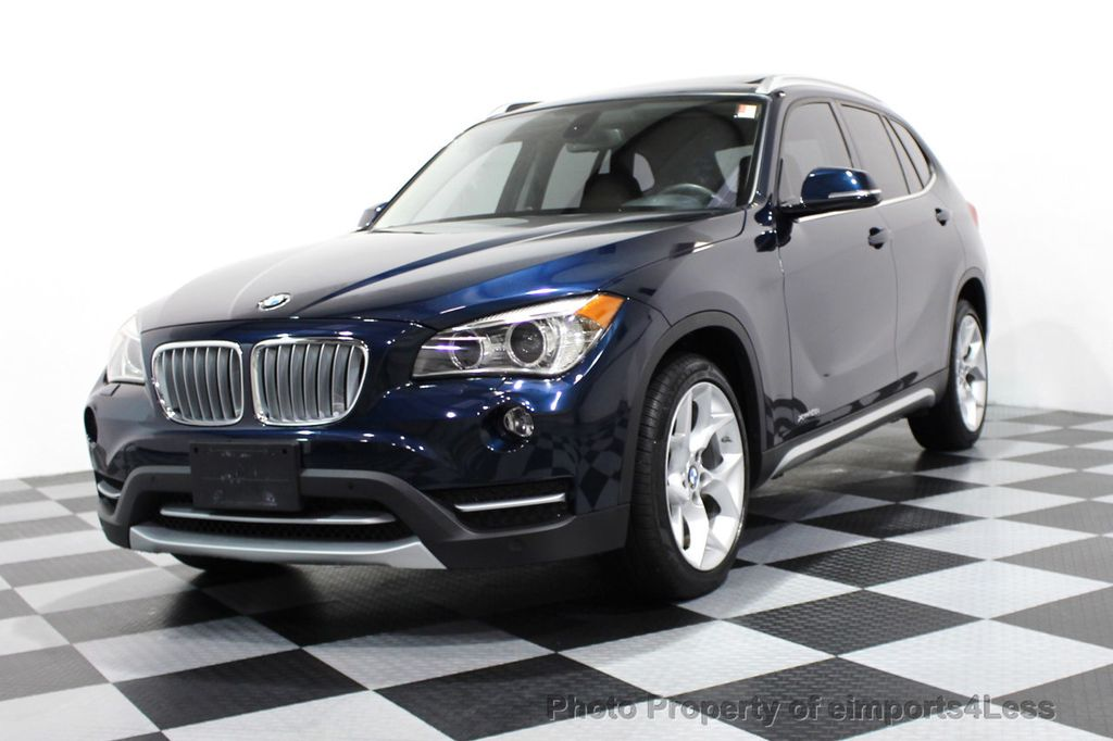 2014 used bmw x1 certified x1 xdrive28i x line ultimate awd suv cam navi at eimports4less. Black Bedroom Furniture Sets. Home Design Ideas