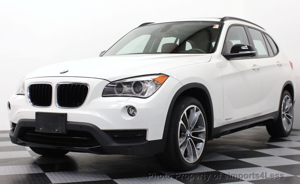 2014 used bmw x1 certified x1 xdrive35i awd sport line ultimate navi at eimports4less serving. Black Bedroom Furniture Sets. Home Design Ideas