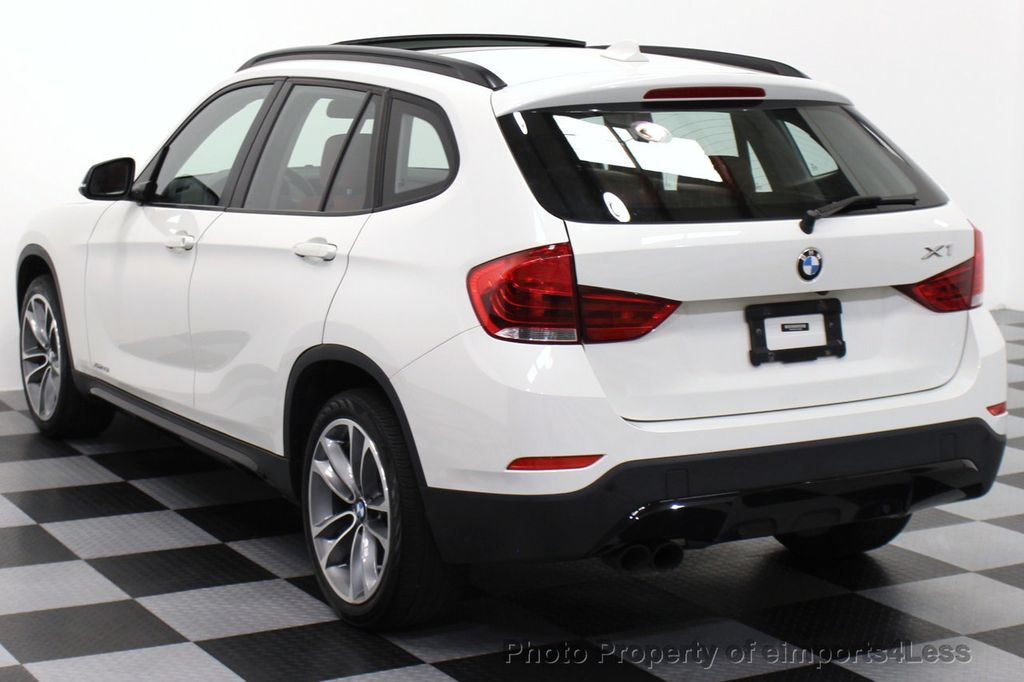 2014 BMW X1 CERTIFIED XDRIVE35i AWD Sport Line ULTIMATE NAVI
