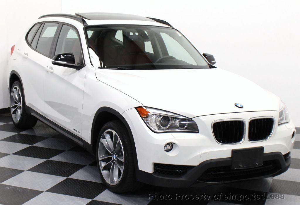 2014 BMW X1 CERTIFIED XDRIVE35i AWD Sport Line ULTIMATE NAVI