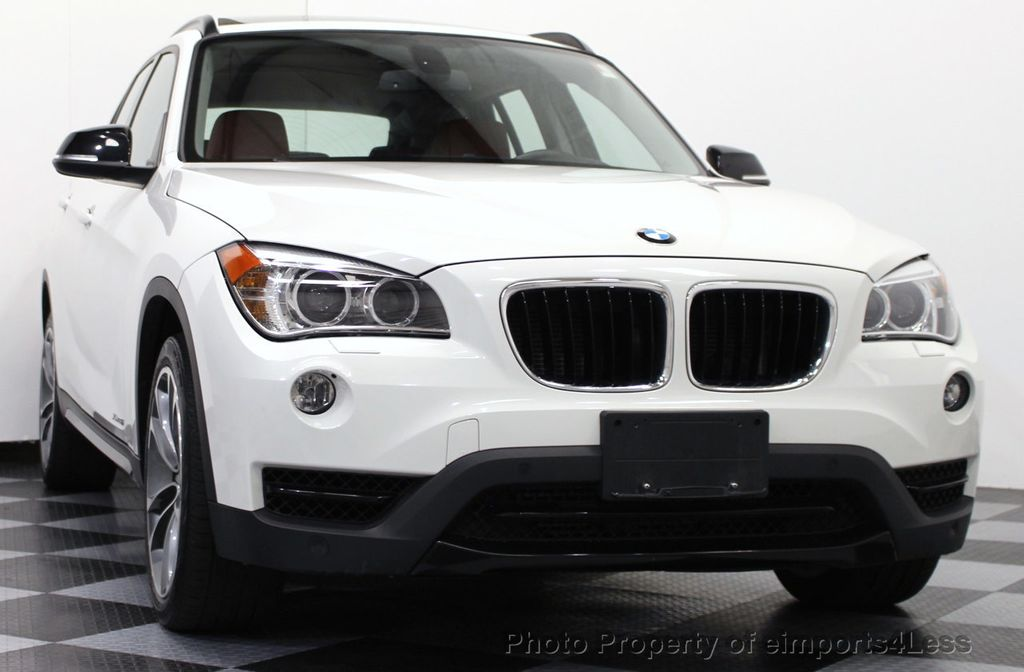 2014 used bmw x1 certified x1 xdrive35i awd sport line. Black Bedroom Furniture Sets. Home Design Ideas