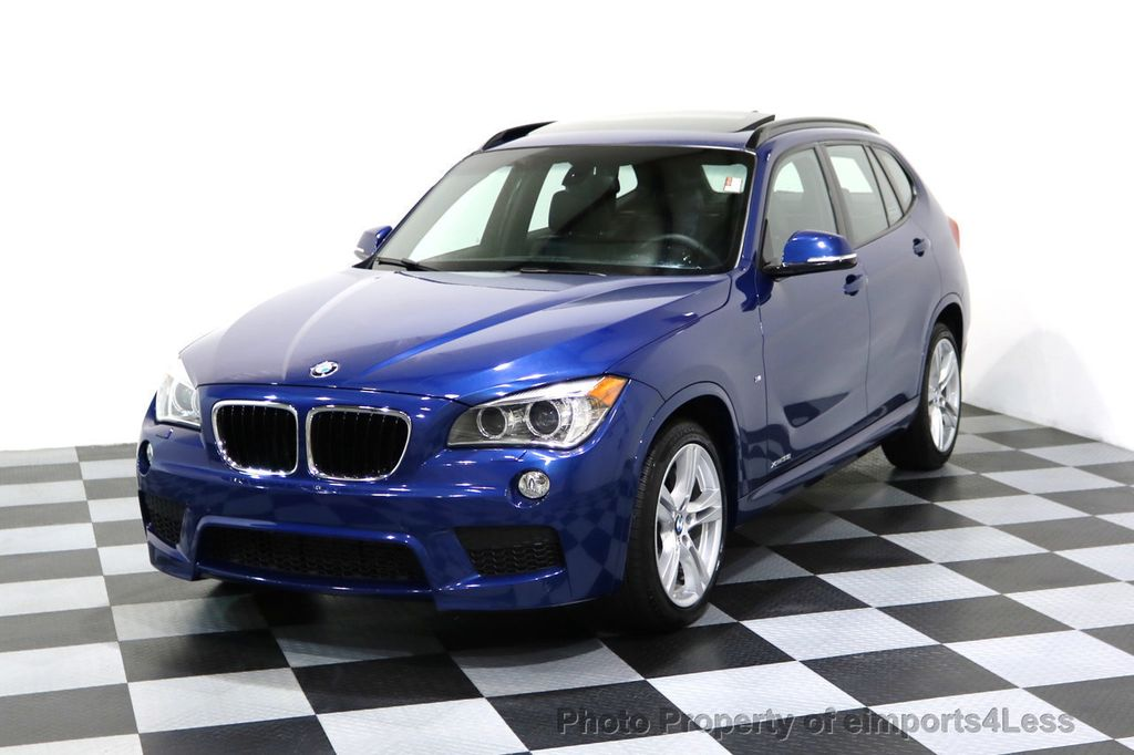 2014 BMW X1 CERTIFIED X1 xDRIVE35i M SPORT ULTIMATE AWD NAVI - 17160388 - 0