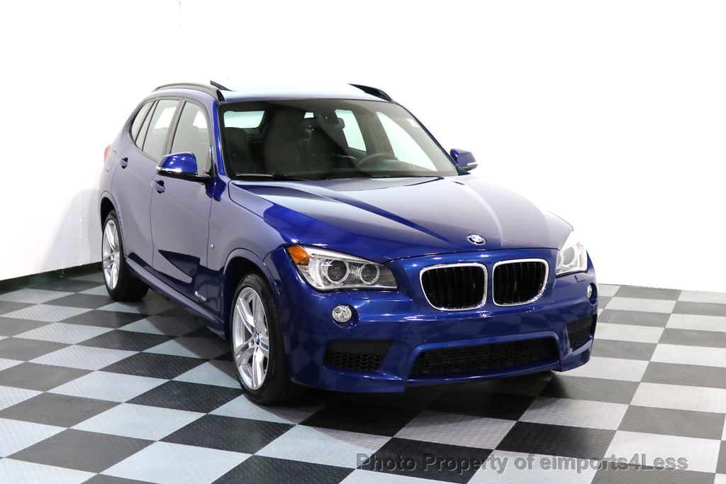 2014 BMW X1 CERTIFIED X1 xDRIVE35i M SPORT ULTIMATE AWD NAVI - 17160388 - 1
