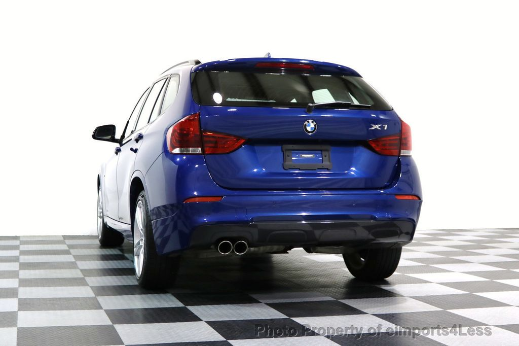 2014 BMW X1 CERTIFIED X1 xDRIVE35i M SPORT ULTIMATE AWD NAVI - 17160388 - 43