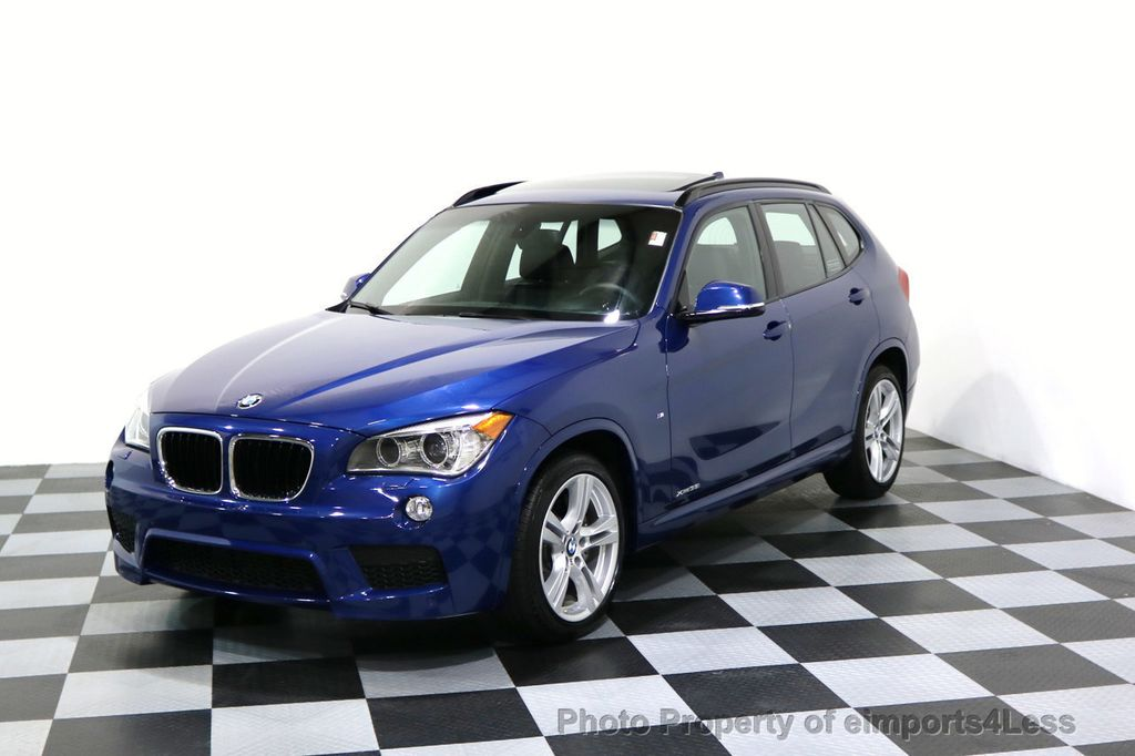2014 BMW X1 CERTIFIED X1 xDRIVE35i M SPORT ULTIMATE AWD NAVI - 17160388 - 45