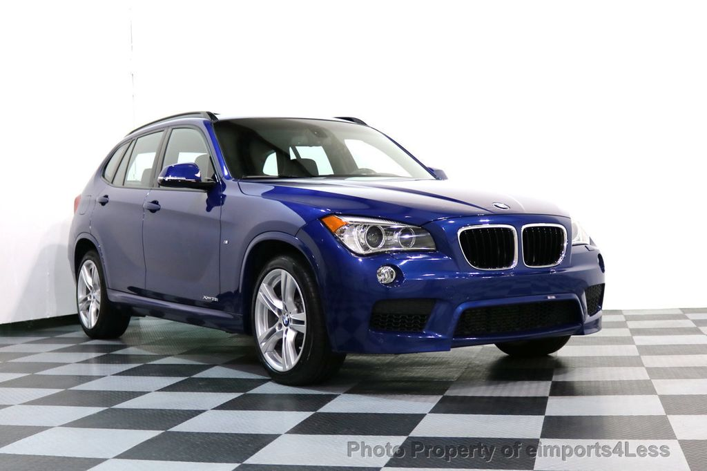 2014 BMW X1 CERTIFIED X1 xDRIVE35i M SPORT ULTIMATE AWD NAVI - 17160388 - 48