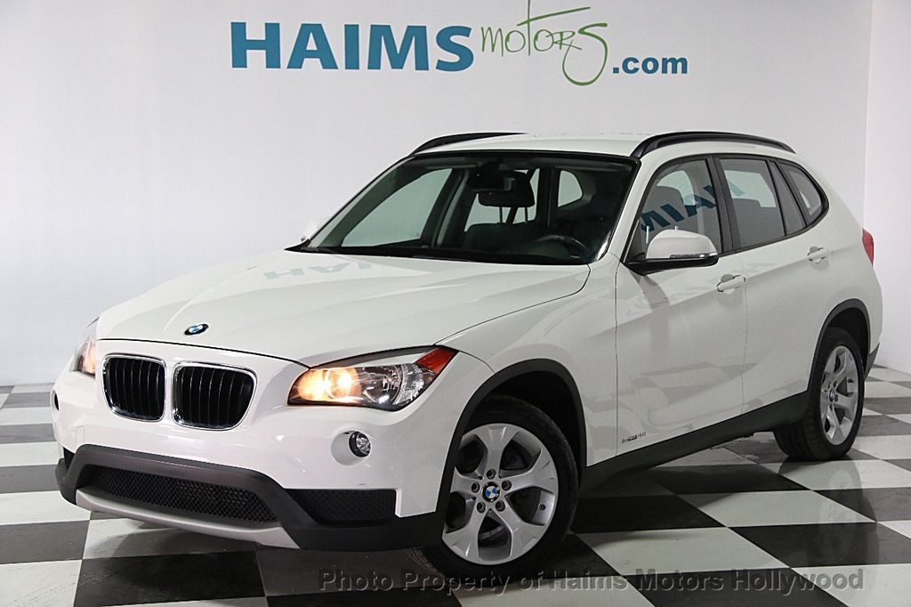 2014 used bmw x1 sdrive28i at haims motors serving fort lauderdale hollywood miami fl iid. Black Bedroom Furniture Sets. Home Design Ideas