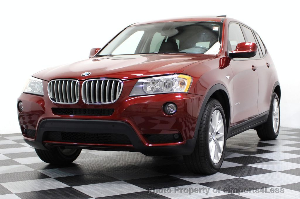 2014 BMW X3 CERTIFIED X3 xDRIVE28i AWD CAMERA NAVIGATION - 16529860 - 14