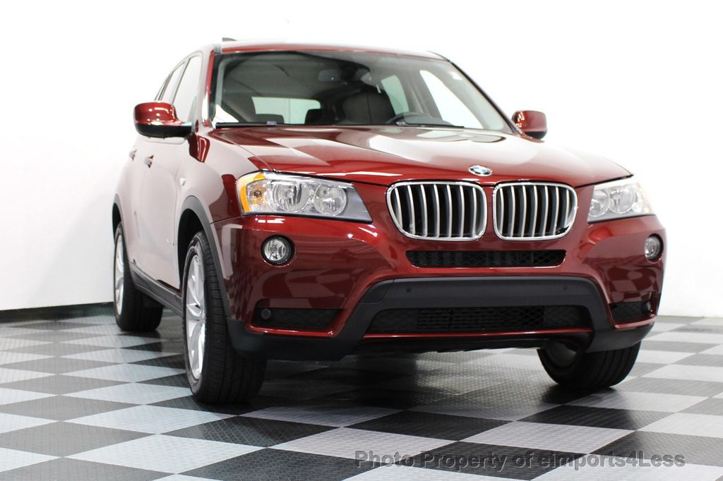 2014 BMW X3 CERTIFIED X3 xDRIVE28i AWD CAMERA NAVIGATION - 16529860 - 15