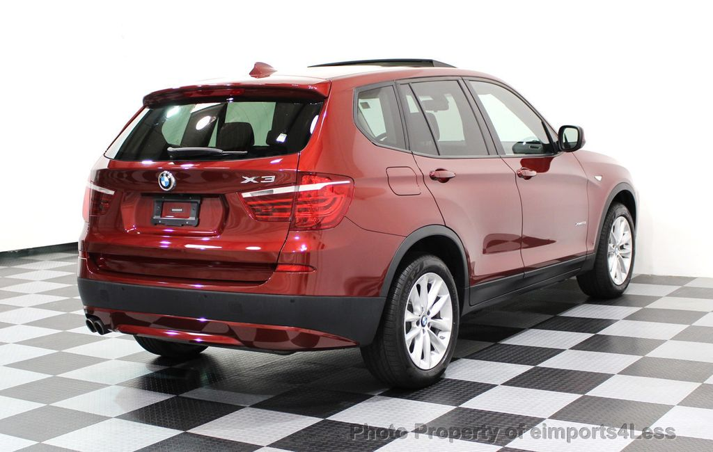 2014 BMW X3 CERTIFIED X3 xDRIVE28i AWD CAMERA NAVIGATION - 16529860 - 18