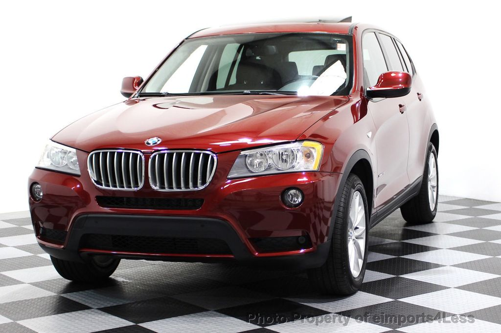 2014 BMW X3 CERTIFIED X3 xDRIVE28i AWD CAMERA NAVIGATION - 16529860 - 37