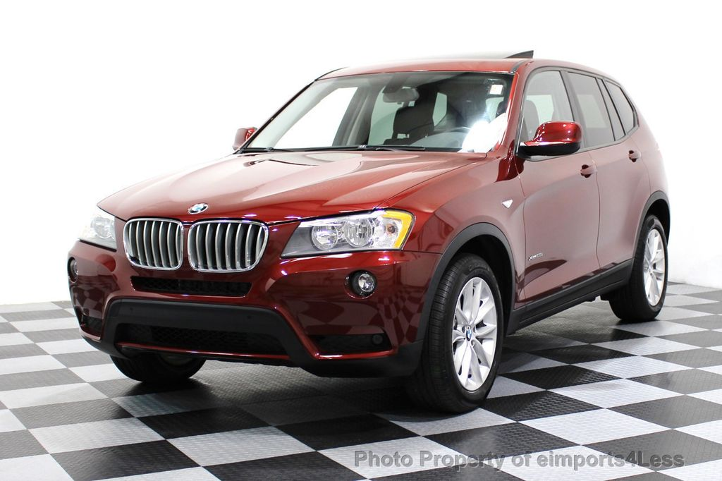 2014 BMW X3 CERTIFIED X3 xDRIVE28i AWD CAMERA NAVIGATION - 16529860 - 50