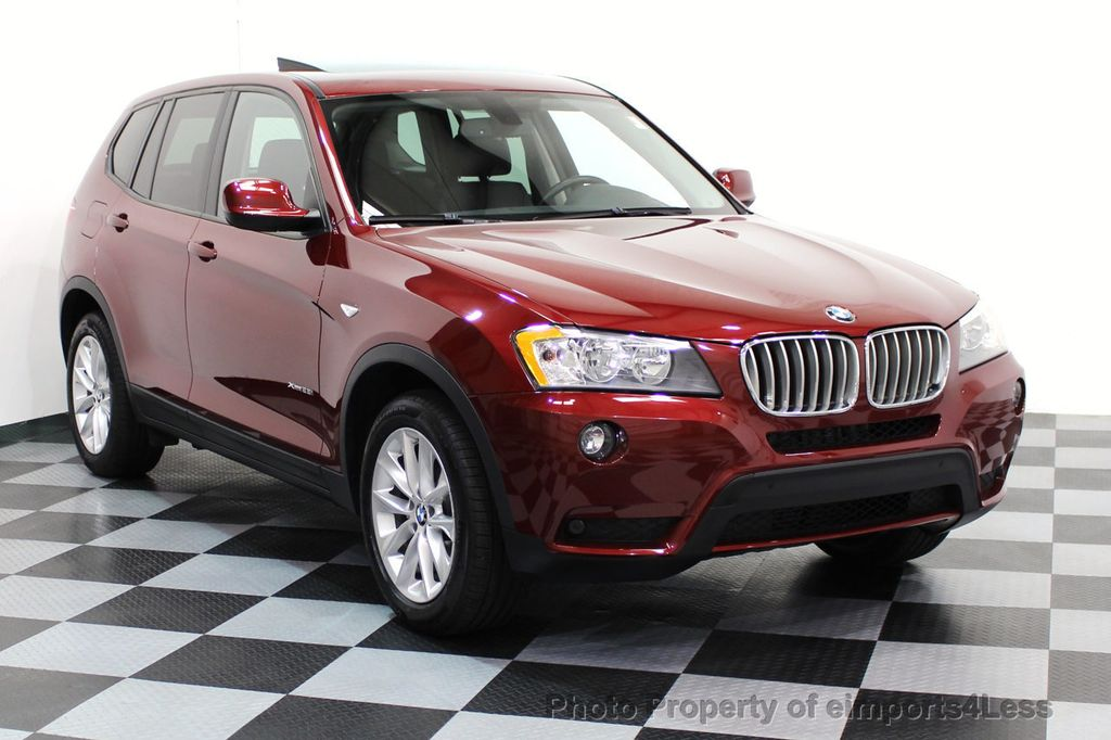2014 BMW X3 CERTIFIED X3 xDRIVE28i AWD CAMERA NAVIGATION - 16529860 - 51