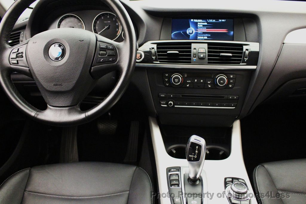 2014 BMW X3 CERTIFIED X3 xDRIVE28i AWD CAMERA NAVIGATION - 16529860 - 8