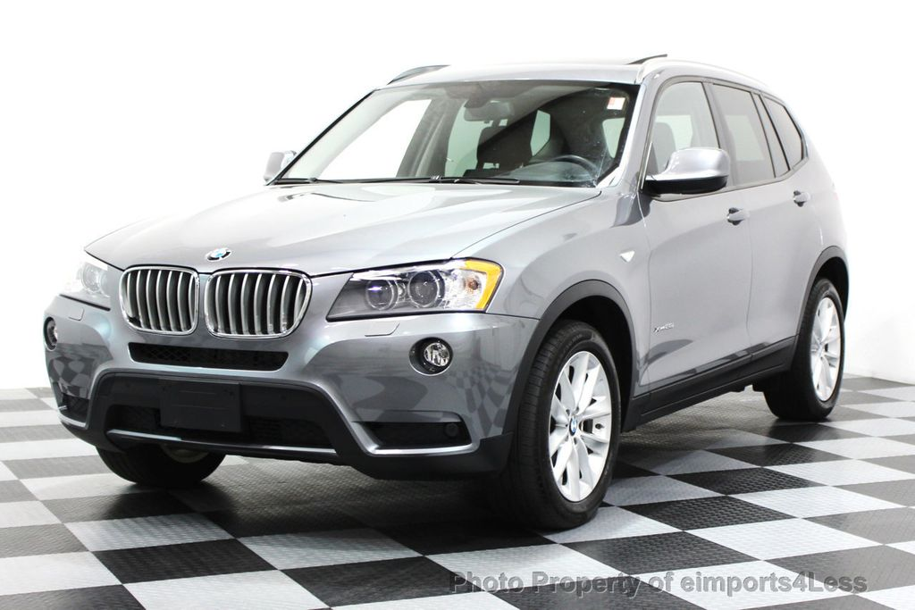 2014 BMW X3 CERTIFIED X3 xDRIVE28i AWD DRIVER ASSIST / NAVI - 16417230 - 0