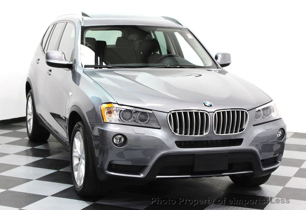 2014 BMW X3 CERTIFIED X3 xDRIVE28i AWD DRIVER ASSIST / NAVI - 16417230 - 14