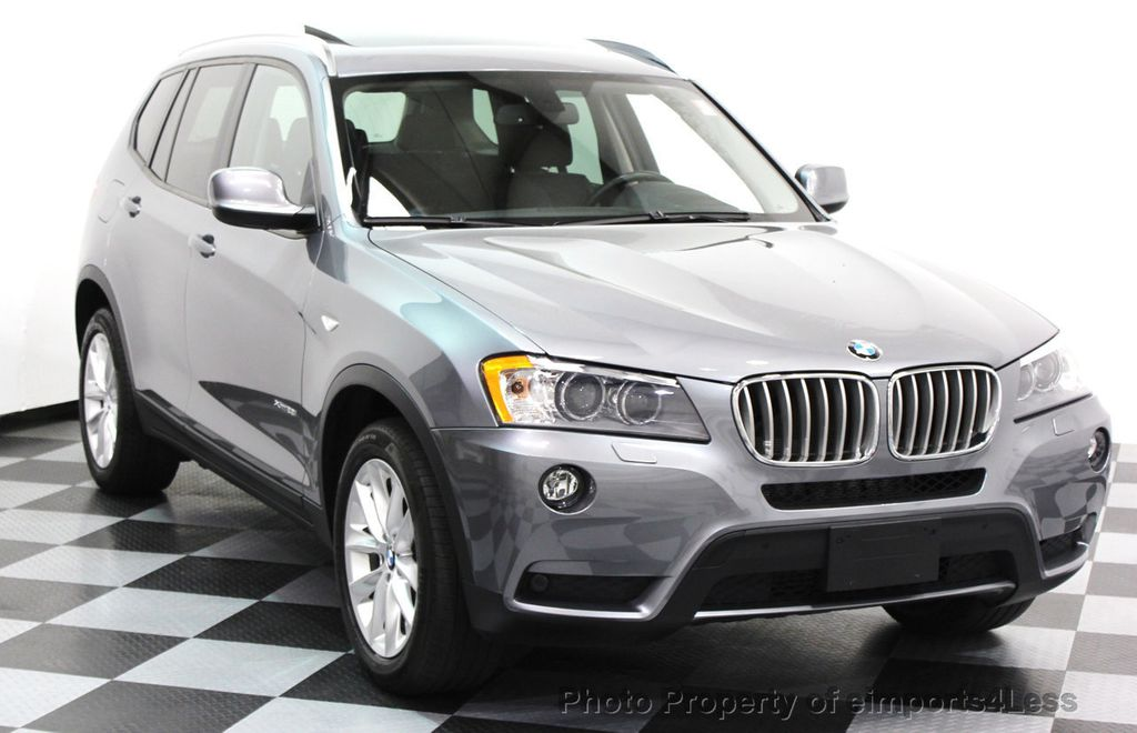 2014 BMW X3 CERTIFIED X3 xDRIVE28i AWD DRIVER ASSIST / NAVI - 16417230 - 15