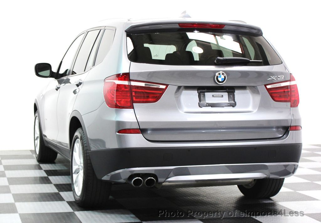 2014 BMW X3 CERTIFIED X3 xDRIVE28i AWD DRIVER ASSIST / NAVI - 16417230 - 16