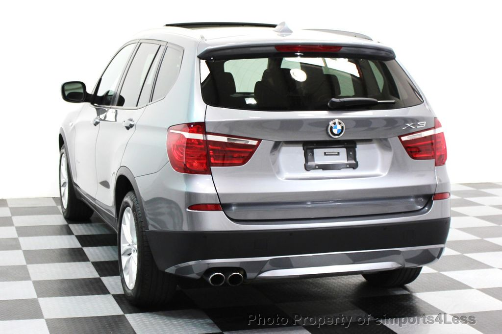 2014 BMW X3 CERTIFIED X3 xDRIVE28i AWD DRIVER ASSIST / NAVI - 16417230 - 18