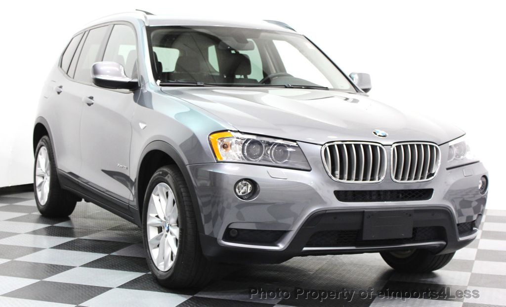 2014 BMW X3 CERTIFIED X3 xDRIVE28i AWD DRIVER ASSIST / NAVI - 16417230 - 1
